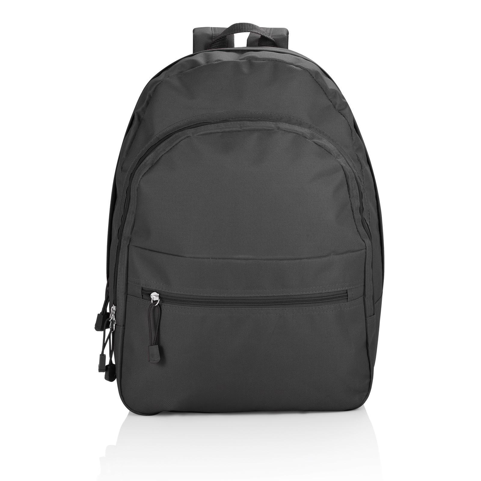 sac a dos classique personnalise bagpub kxin760201 le bagpub sacs a dos publicitaires. Black Bedroom Furniture Sets. Home Design Ideas