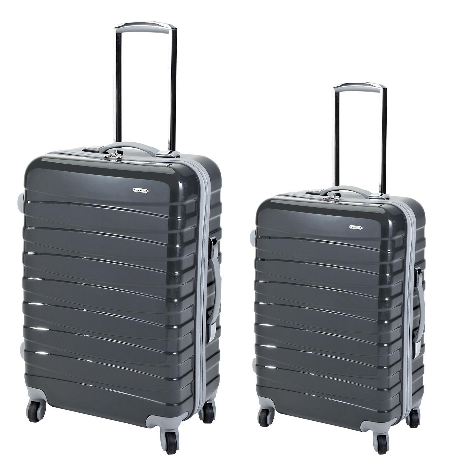 trolley personnalisable set de 2 valises trolley le sacase182 trolleys publicitaires. Black Bedroom Furniture Sets. Home Design Ideas