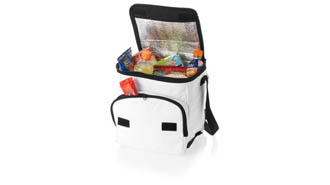 Foldable cooler bag white - sac-à-dos personnalise