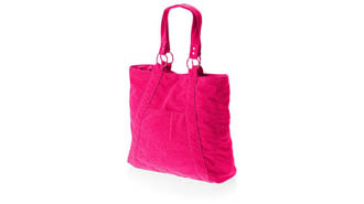 rose - Jersey ladies tote