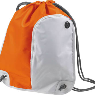 orange - Sac à dos publicitaire de sport TOP
