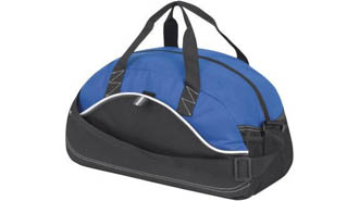 noir-royal blue - Sac de sport