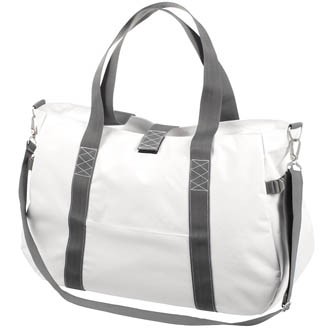 blanc - Sac de Ville. Sac weekend FASHION