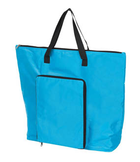 turquoise - Sac isotherme pliable Frost