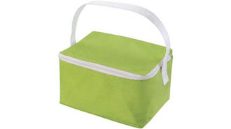 vert pomme-blanc - Sac isotherme