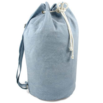 bleu - sac pub : le bag-art