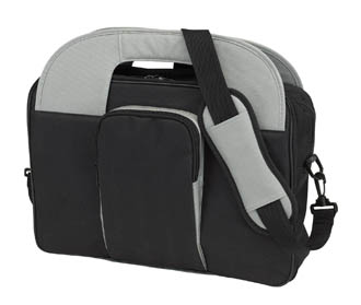 noir-gris - Sac Reporter Easy Lift