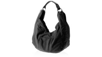 noir - Shoulder Moon Bag