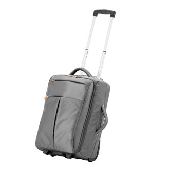trolley personnalisable Valise Polyester 420D - sac-à-dos personnalise
