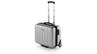 Trolley-personnalise-mobile-office-wheeled-argent