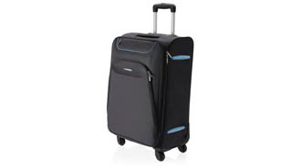 noir - trolley promotionnel Runner Spinner Medium