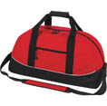 rouge - Sac de sport personnalisable CITY