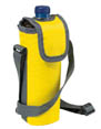 jaune - Sac isotherme pour bouteille