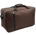 marron - sac-voyage-neal-personnalise-be-dcgb130