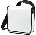 blanc - Sacoche publicitaire. LorryBag ECO H