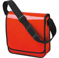rouge - Sacoche publicitaire. LorryBag ECO H