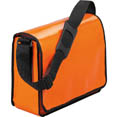 orange - Sacoche publicitaire. LorryBag ECO